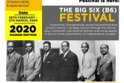 The Big Six Festival (B6FEST) 2020